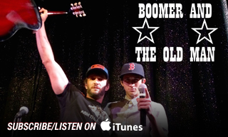 Boomer and The Old Man